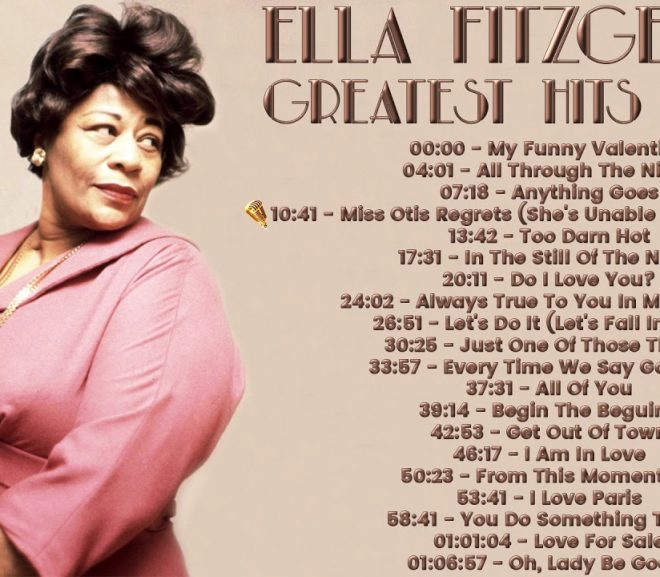 Salvation, Ella Fitzgerald en Spotify